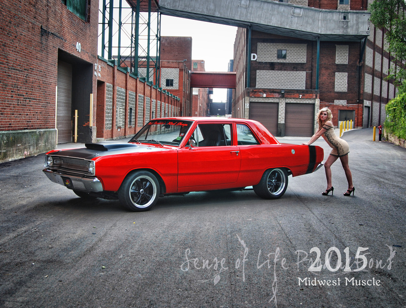 Sense of Life Productions | Midwest Muscle Calendars